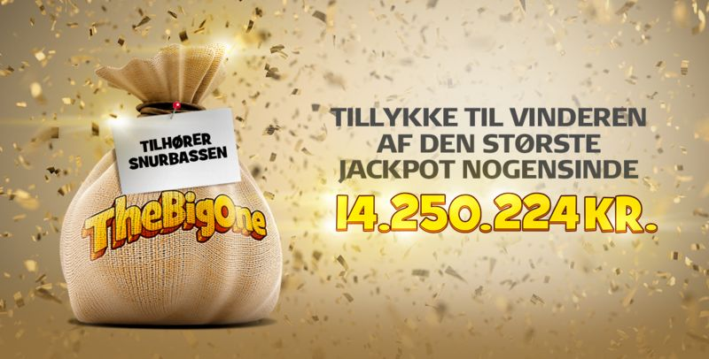 Danmarks jackpotten på-389706