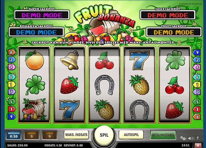 Fruit spillemaskine nem-619060