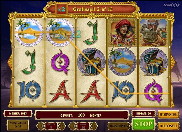 Tilmeldingsside casino Kunden