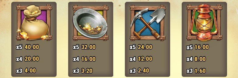 Scatter symbol belønne-820192