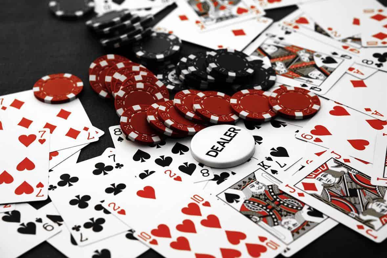 Spille poker udsolg