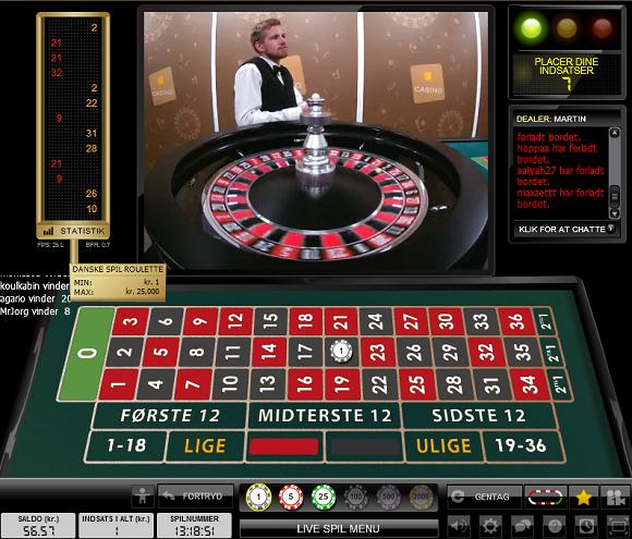 Hovedattraktioner casino Sjove