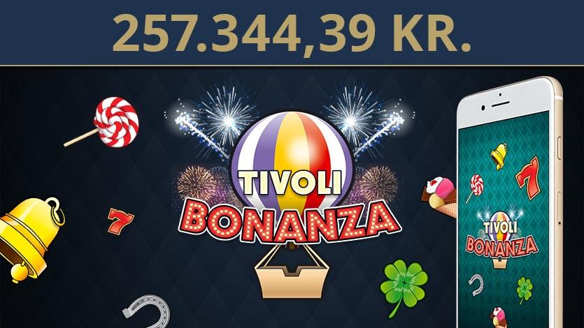 En spiller gevinst-298449